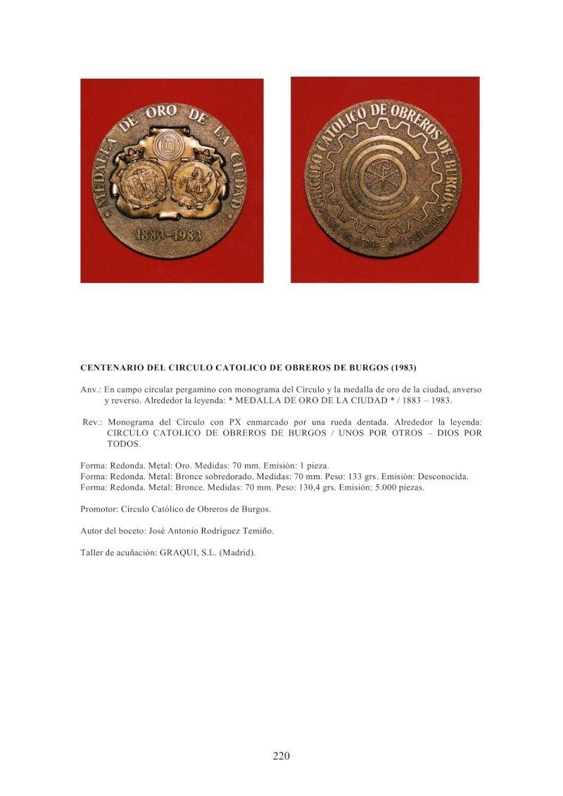 MEDALLÍSTICA BURGALESA por Fernando Sainz Varona - Página 9 Medal219