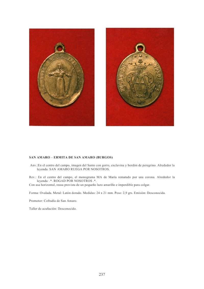 MEDALLÍSTICA BURGALESA por Fernando Sainz Varona - Página 10 Medal236