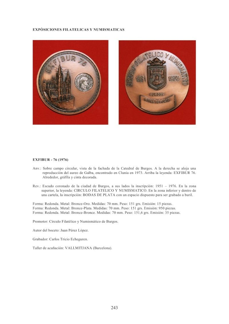 MEDALLÍSTICA BURGALESA por Fernando Sainz Varona - Página 10 Medal242