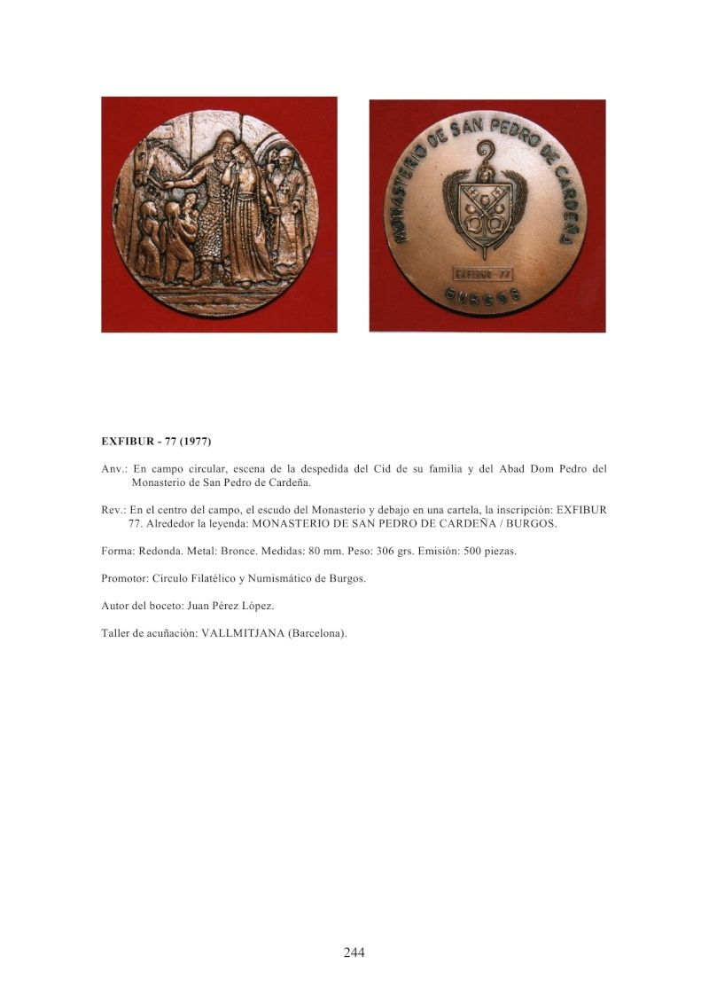 MEDALLÍSTICA BURGALESA por Fernando Sainz Varona - Página 10 Medal243