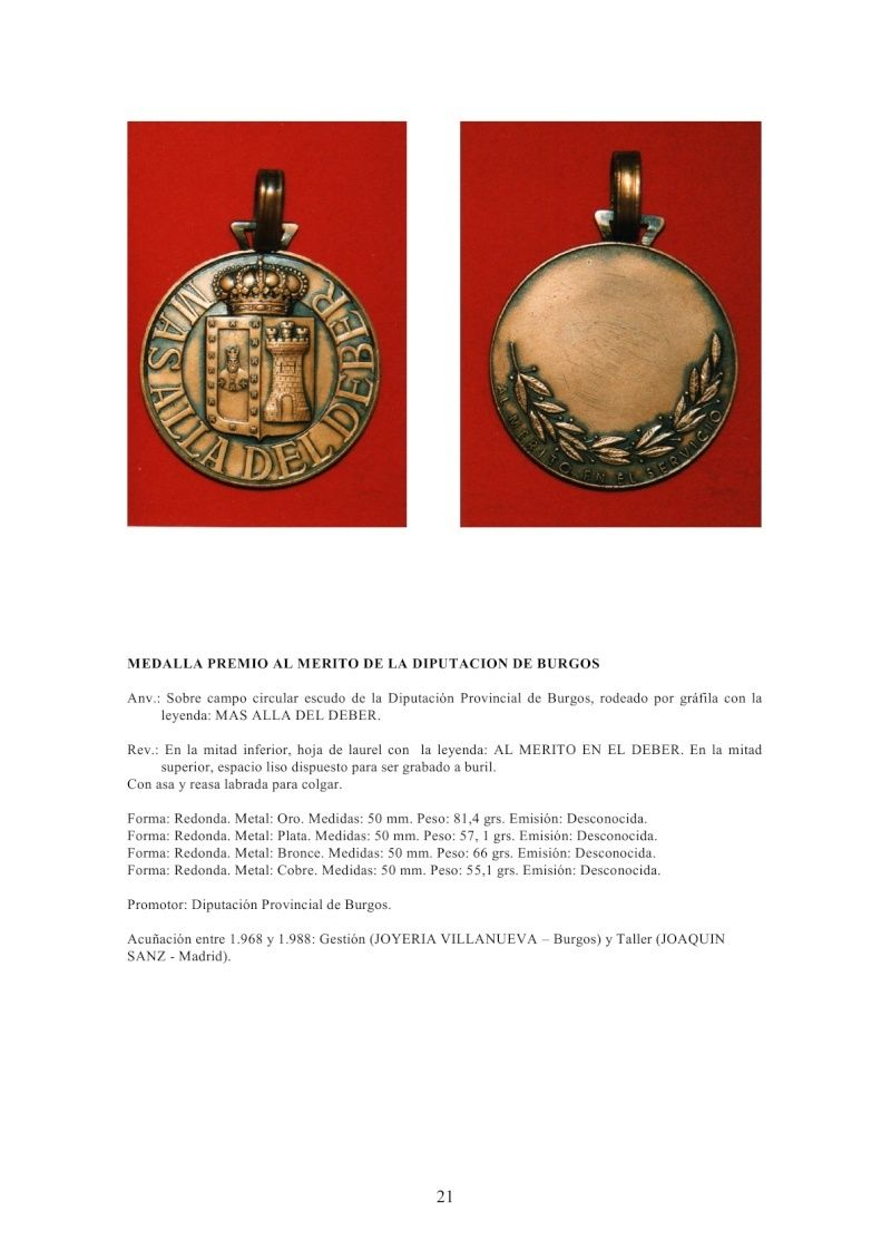 MEDALLÍSTICA BURGALESA por Fernando Sainz Varona Medall19