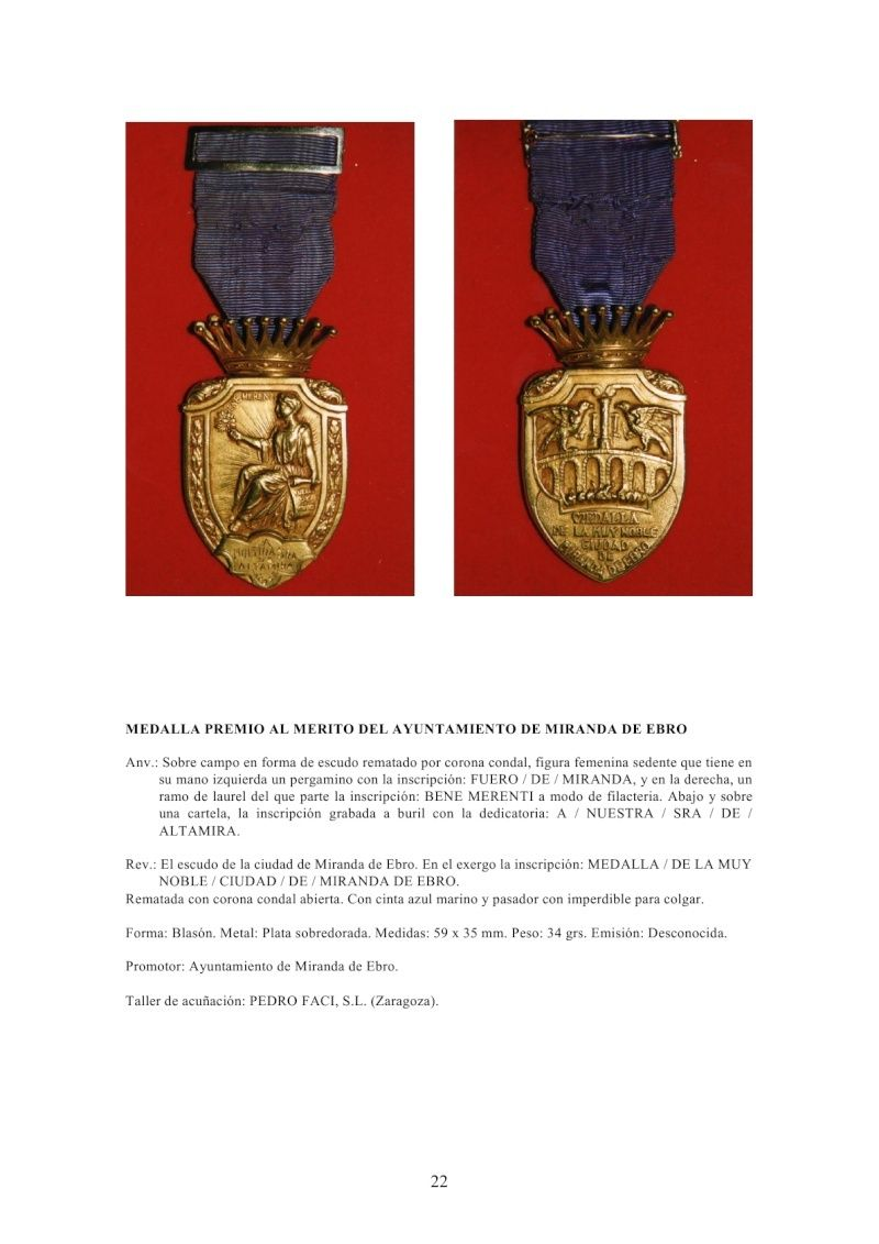MEDALLÍSTICA BURGALESA por Fernando Sainz Varona Medall20