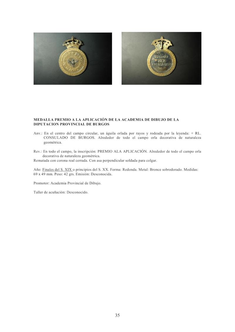 MEDALLÍSTICA BURGALESA por Fernando Sainz Varona - Página 2 Medall22
