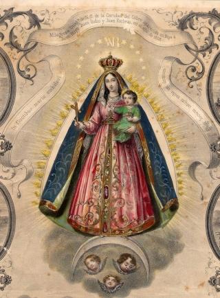 ntra sra del cobre - inmaculada / N.S. de La Caridad del Cobre S. XVII Ntra_s11