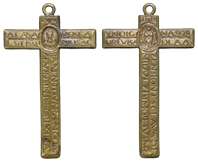 Cruz de la Madre Luisa de la Ascensión  S-XVII - CC-064 - [Pec029/S-XVII] * Pec02910