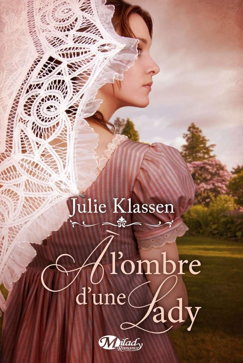 A l'ombre d'une lady de Julie Klassen -l-omb10