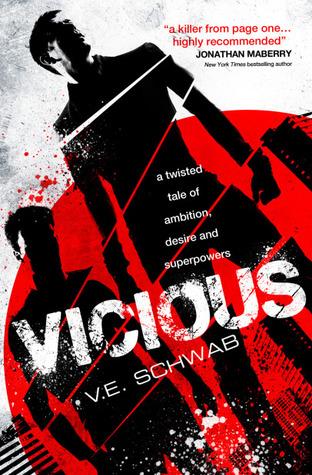Vicious de V. E. Schwab 18180411