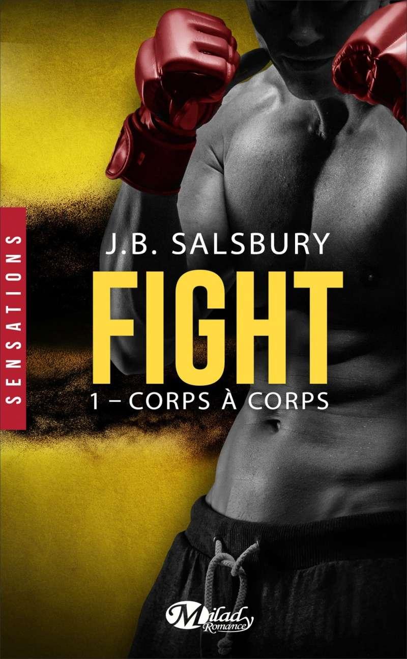 Fight - Tome 1 : Corps à corps de JB Salsbury Fight-10