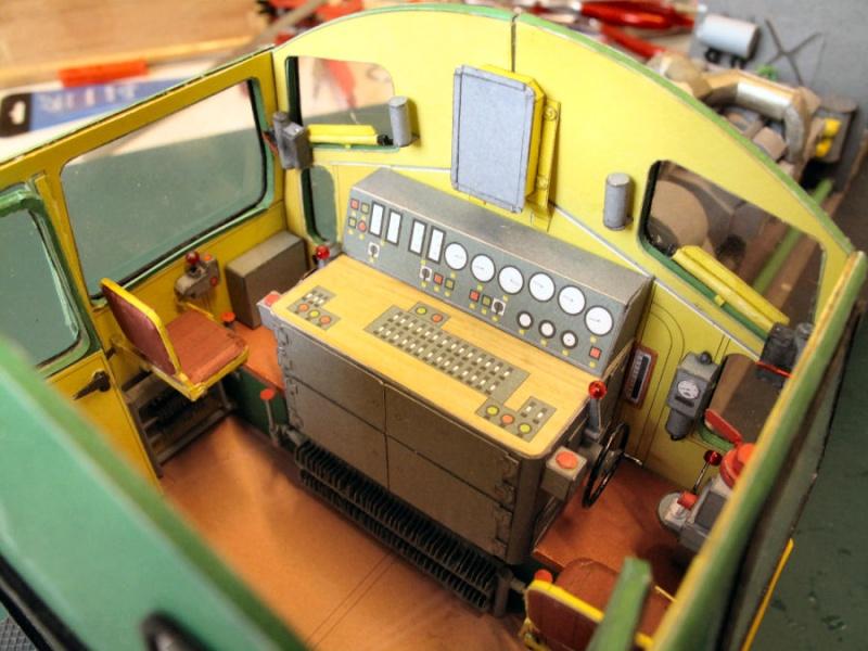 Fertig - Diesellok SM42 in 1/25 von GPM gebaut von Bertholdneuss - Seite 3 Img_7351