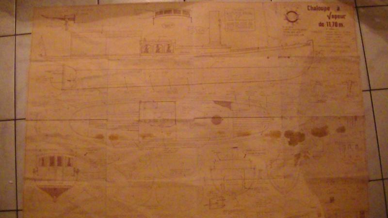 chaloupe à vapeur de 30 ans plan MRB Pic_6010