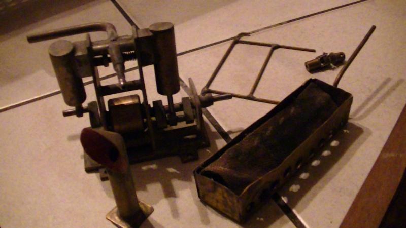 chaloupe à vapeur de 30 ans plan MRB Pic_6013
