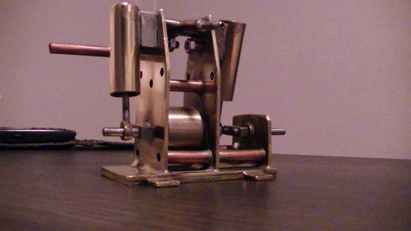 chaloupe à vapeur de 30 ans plan MRB Pic_6015