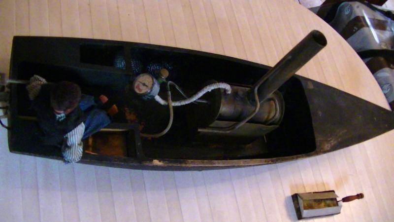 renovation de ma barque à vapeur hors-bord plan maison. Pic_6025