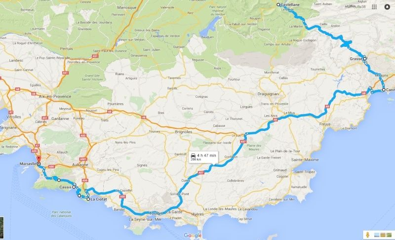 CROSSFIRE TOUR 2016 : Route Napoléon - 5/6/7 mai 2016 Captur17