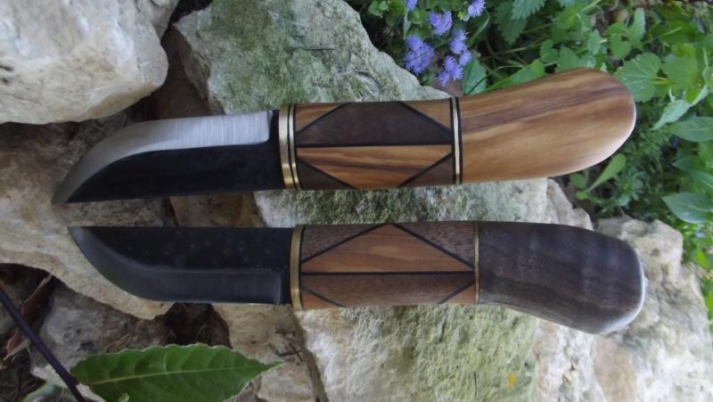 Mes réalisation de couteaux - Page 4 Dscf4613