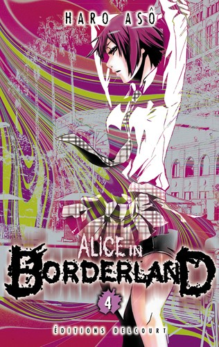 Vos couvertures de manga favorites Alice-10