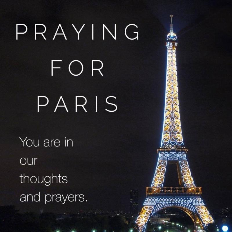 France, Paris attacks... Spare a moment 12072510