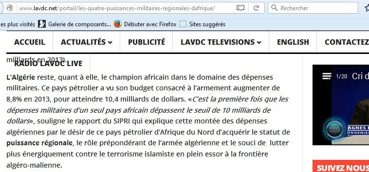 L'Algerie impressionne,classement première en arme et dernière en investissement Alg_cl10