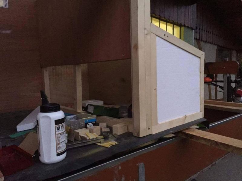 Construction poulailler vio68 - Page 2 12227810