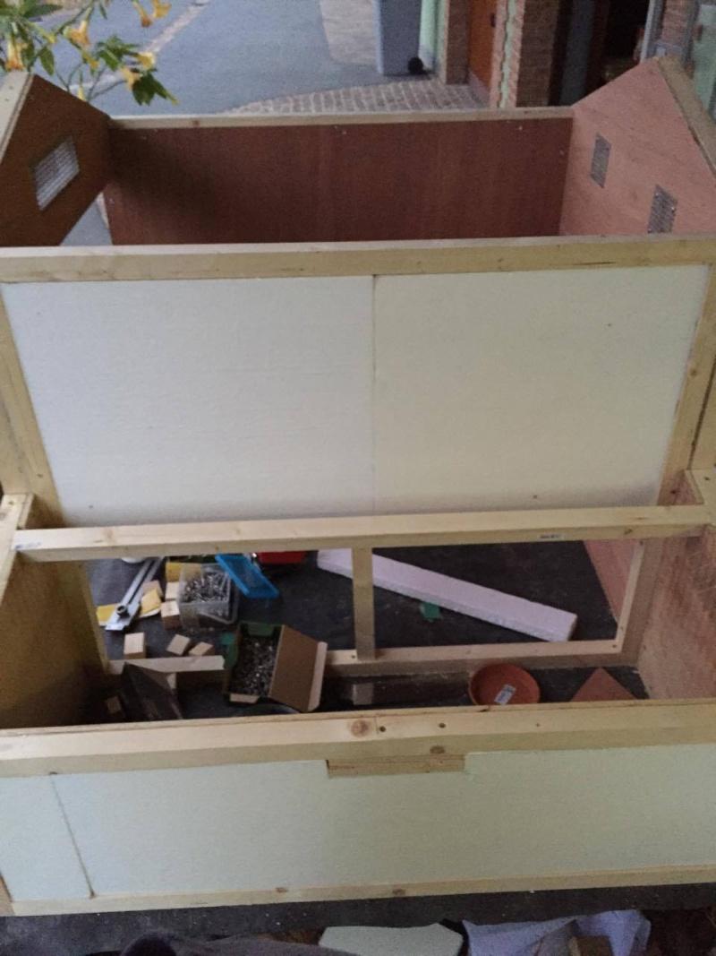 Construction poulailler vio68 - Page 2 12236910