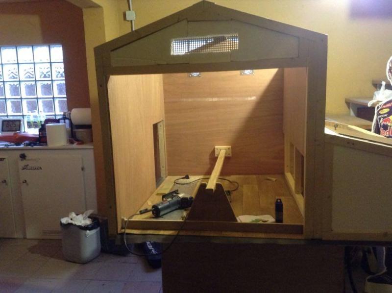 Construction poulailler vio68 - Page 2 12305510