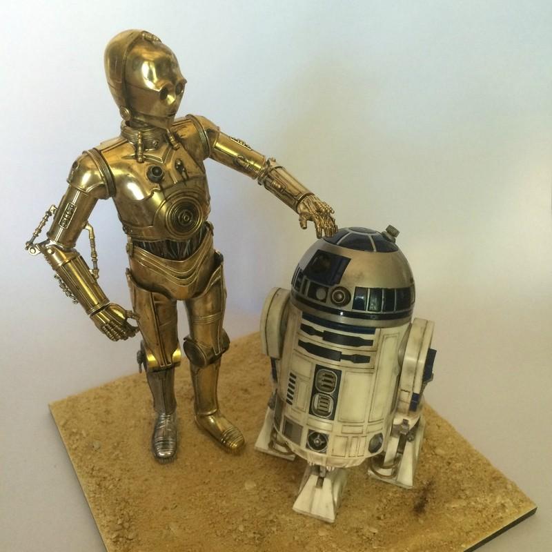 R2-D2 Bandai 1/12 10510310