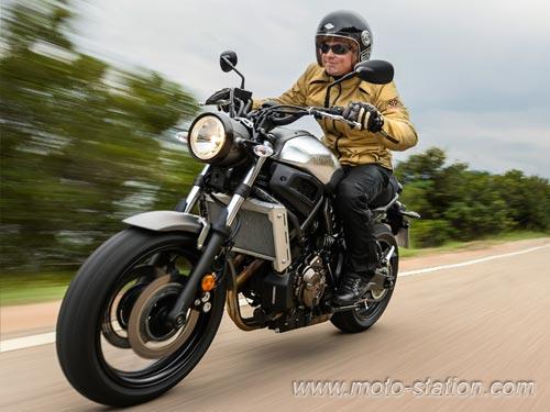 Yamaha XSR 900 Yamaha10