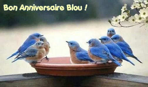 Happy birthday Blou ♫ ♬ ♪ ♩  Blou10