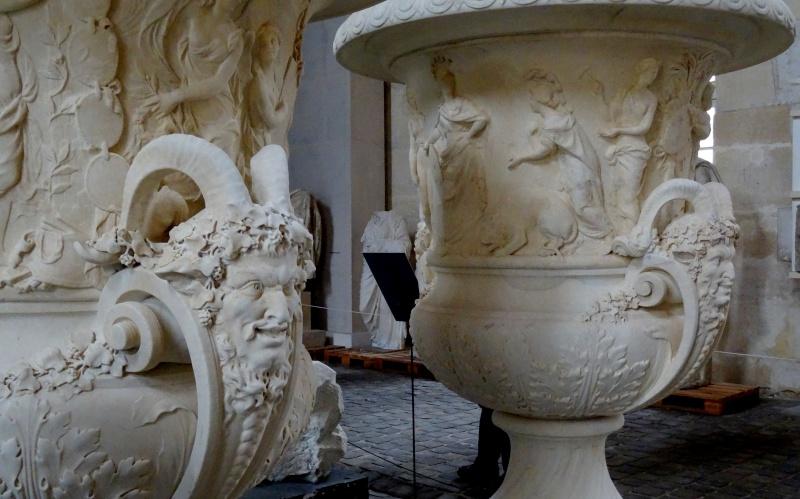 Visite à l'atelier de restauration des sculptures du C2RMF - Page 2 Dsc05539