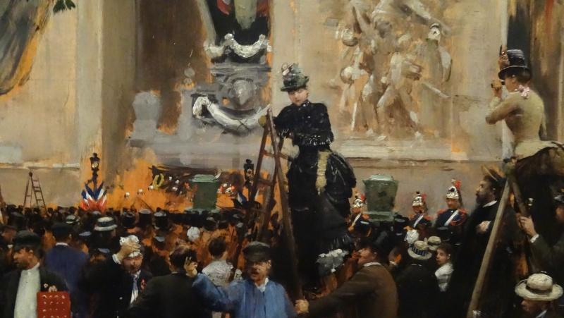 Exposition : Le roi est mort ! 26/10 2015 - 21/02 2016 - Page 4 Dsc05814