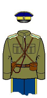 La cavalerie Amur110