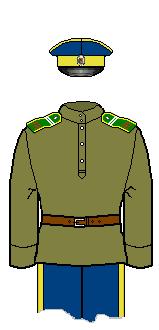 La cavalerie Amur210