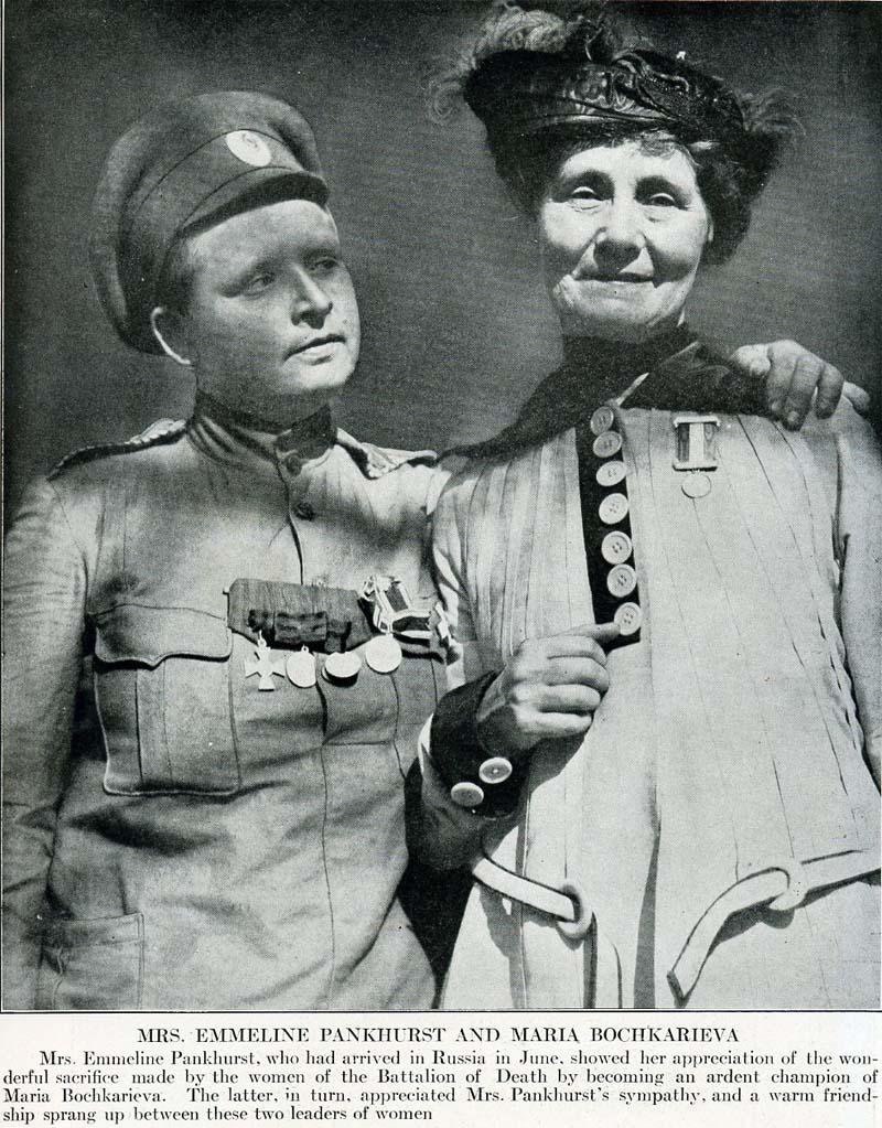Les femmes Russes dans la grande Guerre Bat_fe11
