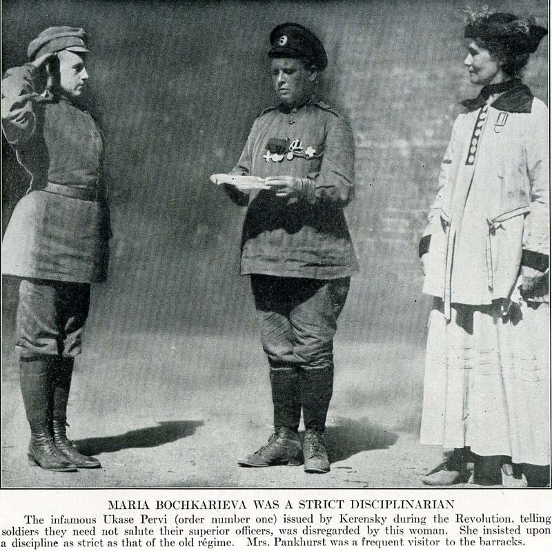 Les femmes Russes dans la grande Guerre Bat_fe14