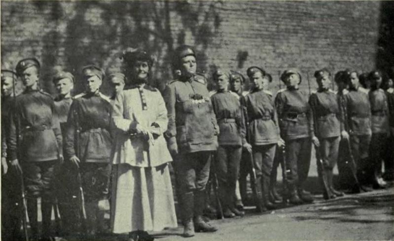 Les femmes Russes dans la grande Guerre Bat_fe25