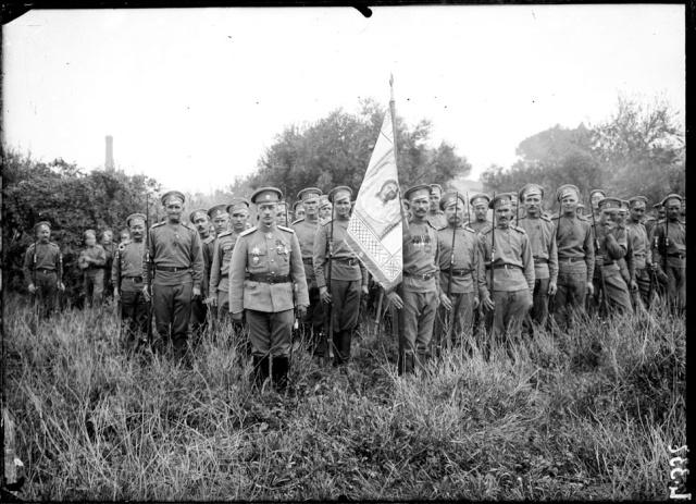 Les brigades Russes en France Brigad11