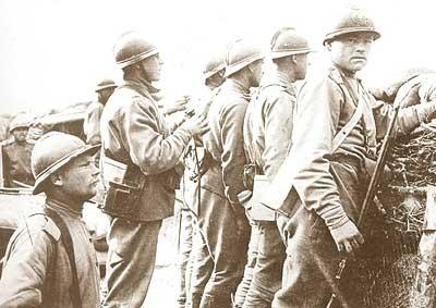 Les brigades Russes en France Brigad36