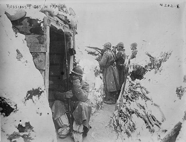 Les brigades Russes en France Brigad38