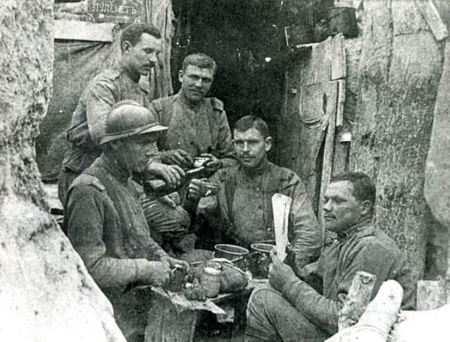 Les brigades Russes en France Brigad39