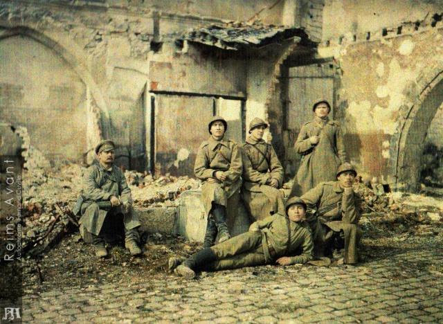 Les brigades Russes en France Cordel10
