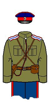 La cavalerie Don110