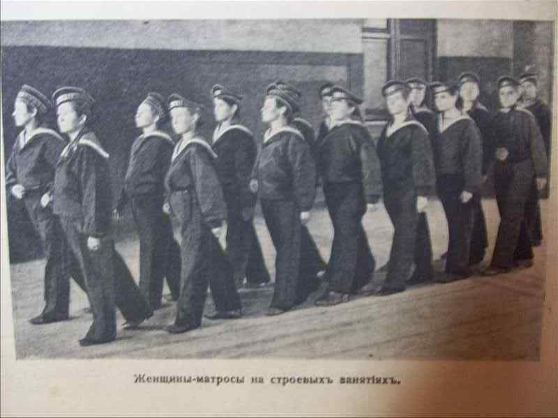 Les femmes Russes dans la grande Guerre Femme_10