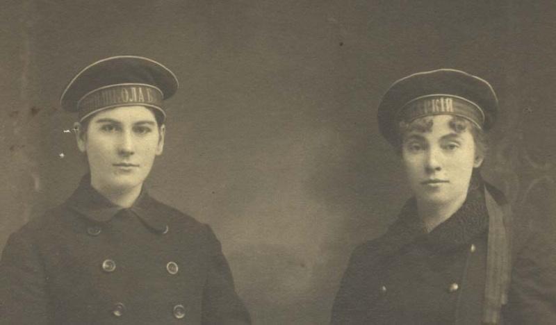 Les femmes Russes dans la grande Guerre Femme_14
