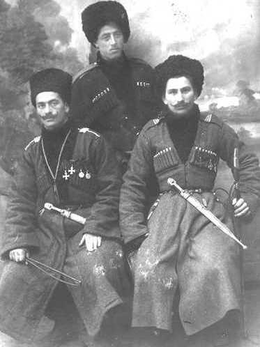 La cavalerie Ingush10