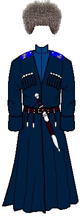 La cavalerie Ingush11