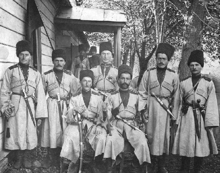 La cavalerie Karach10