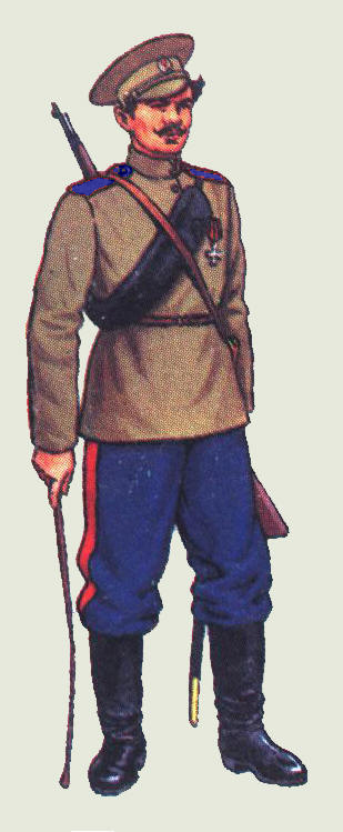 La cavalerie Kazaki10