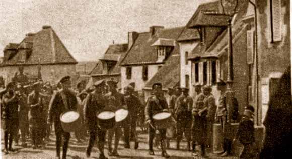 Les brigades Russes en France Lacour13