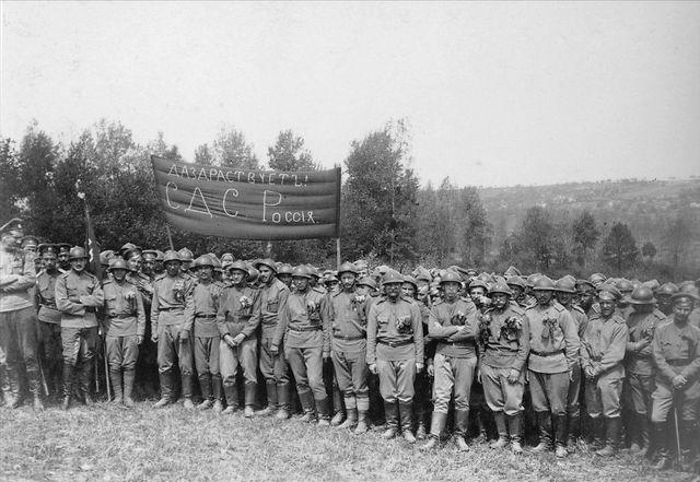 Les brigades Russes en France Lacour15