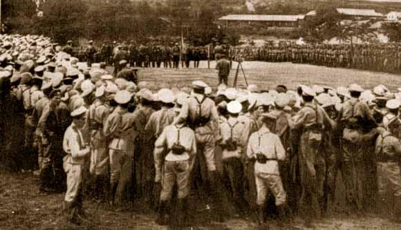 Les brigades Russes en France Lacour16